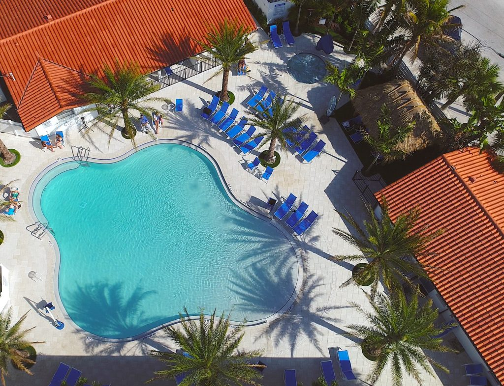 Siesta Key Beach Resort and Suites Pool Area