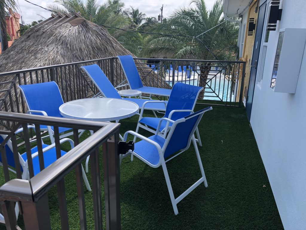 Siesta Key Resort Patio Room